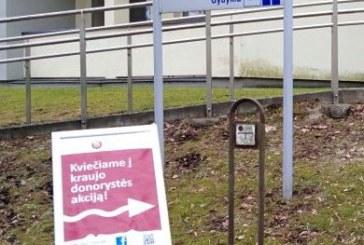 """""""Versmės"""" sanatorijai – apdovanojimas už aktyvų bendradarbiavimą kraujo donorystės akcijose"""