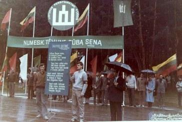 Kovo 11-ajai. Laisvės kovose dėl Lietuvos valstybės atgimimo. Sunki laisvės ir sąžinės kaina