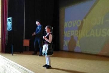 Kašonių bendruomenė paminėjo Lietuvos Nepriklausomybės atkūrimo dieną