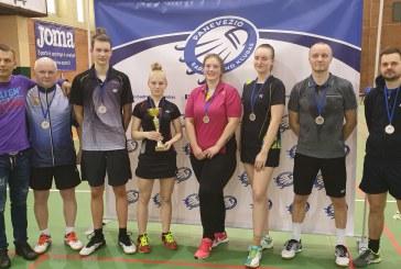 Prienų KKSC jungtinė komanda – komandinio čempionato prizininkė