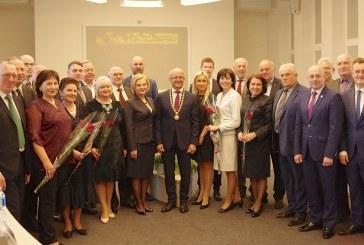 Pirmasis naujos kadencijos Prienų rajono Savivaldybės tarybos posėdis (Fotoreportažas)