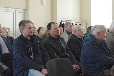 Veiverių seniūnijos ataskaitinis susirinkimas (Fotoreportažas)