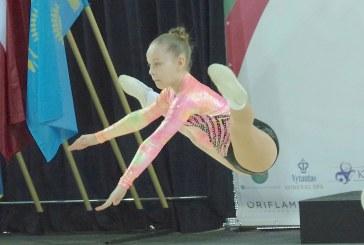 Tarptautinis aerobikos turnyras Prienų arenoje (Fotoakimirkos)