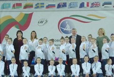 Atviras Prienų aerobikos čempionatas (Fotoakimirkos)