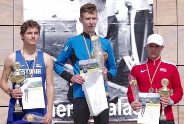 Birštono ėjikai tarptautinėse sportinio ėjimo varžybose iškovojo keturias prizines vietas