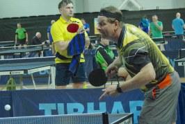 Baltijos šalių veteranų stalo teniso čempionatas (Fotoakimirkos)