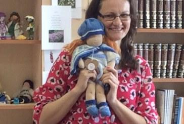 Pasakojimas apie ypatingą moterį – Lėlių fėją