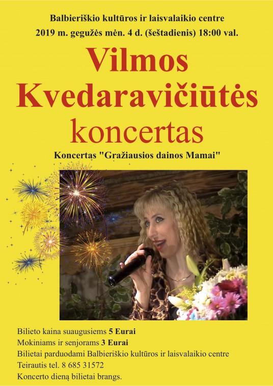 Vilmos koncertas
