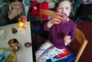 Tradicijų bei tautiškumo puoselėjimo edukacinis užsiėmimas Kašonių bibliotekoje