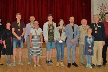 Tradicinio Juozo Palionio šachmatų turnyro nugalėtojai – vilniečiai