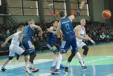 """""""SkyCop"""" beviltiškai pralaimėjo pirmąsias ketvirtfinalio serijos rungtynes Klaipėdoje"""