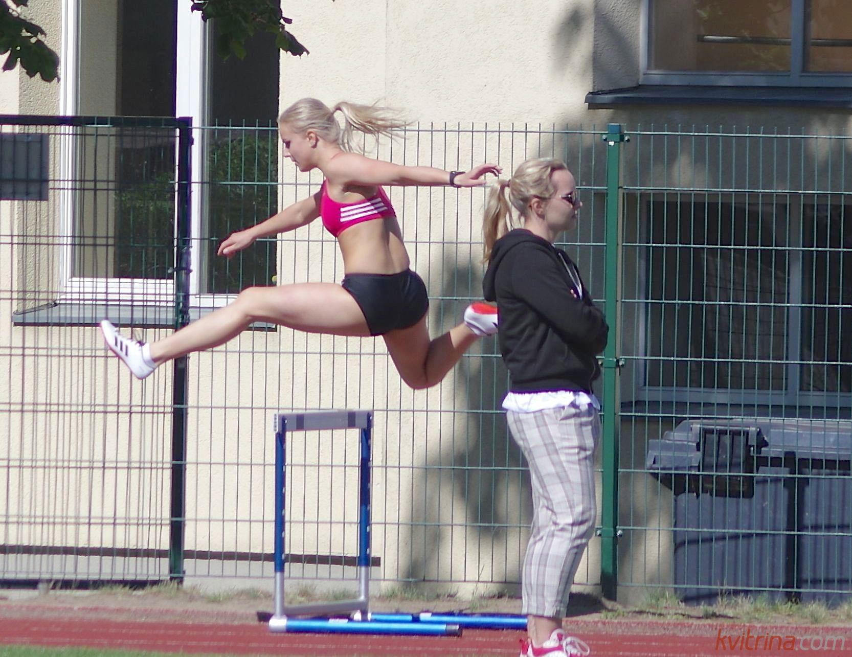Lengvoji atletika (bėgimas) - VDU Sporto centras