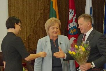 Birštono savivaldybės Administracijos direktore išrinkta Jovita Tirvienė