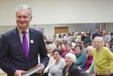 Prienų rajono savivaldybės gyventojai balsus atidavė už Gitaną Nausėdą ir socialdemokratus
