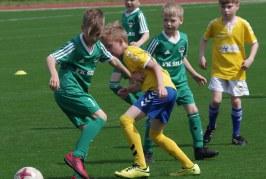 Kazlų Rūdos SC taurės U8 futbolo turnyras. I turas (Fotoreportažas)