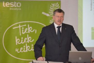 Birštono savivaldybės Administracijos direktoriaus pavaduotojo pareigose patvirtintas Valentinas Vincas Revuckas