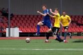 Jungtinė Prienų-Birštono futbolo komanda startavo pergalingai
