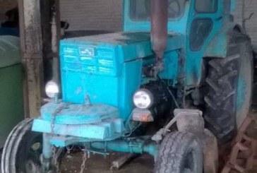 41 metų senumo T-40 traktorių bus bandoma prikelti antram gyvenimui