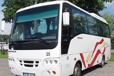 Dėl autobusų maršruto Nr. 4 Stakliškės–Prienai per Vyšniūnus, Stakliškes, Užuguostį, Radomislę