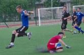 """""""Stadionui"""" sustabdyti """"Pozityvūs"""" komandos nepavyko, autsaiderių dvikovoje – """"Jiezno"""" pergalė"""