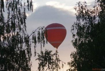 Lietuvoskaršto oro balionų čempionatas. Pirmasis skrydis (Fotoakimirkos)