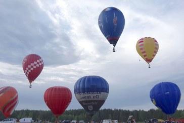 Lietuvoskaršto oro balionų čempionatas. Antra diena (Fotoakimirkos)