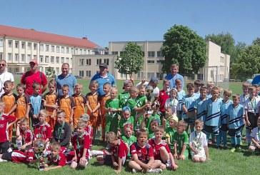 Būk Birštone. Tarptautinis vaikų futbolo turnyras. Finalai ir apdovanojimai (Fotoreportažas)