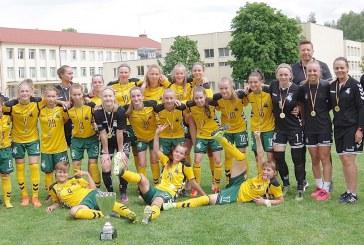 Baltijos šalių taurė.  WU-17 Apdovanojimų ceremonija (Fotoreportažas)