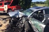 Pavojingame ir avaringame Kaunas-Alytus kelyje – dar viena avarija. Moters vairuojamas automobilis įsirėžė į vilkiką