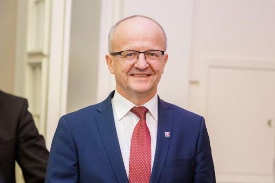 """Meras Alvydas Vaicekauskas :""""Komanda bus – tai faktas"""""""