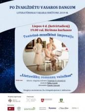 Lietuviški romansai Kurhauze