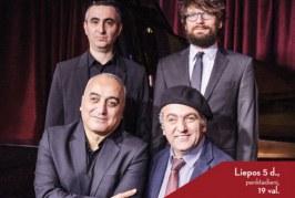 """Birštono kurhauze – """"Jazz Van quartet"""""""