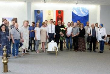 """III tarptautinė Alytaus vizualaus meno bienalė """"Meno matas. Įvykių horizontas"""""""