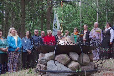 Himno giedojimas – pagarba senovei, Valstybei, kuri svarbi kiekvienam lietuviui