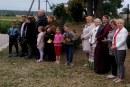 Himno giedojimas Stakliškėse (fotoreportažas)