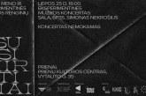 """Garso meno ir eksperimentinės muzikos renginių ciklo """"Susikirtimai"""" finalinis koncertas – Prienuose liepos 25 d."""