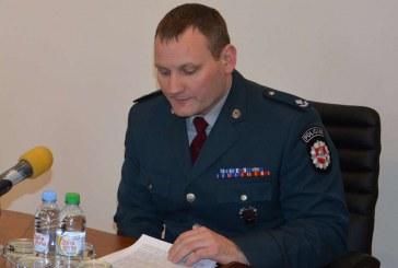 Prienų rajono policijos komisariato viršininku tapo Andrius Rupeikis