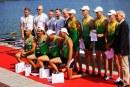 Lietuvos irklavimo čempionate – Pauliaus Černevičiaus auksas