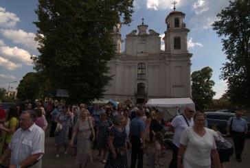 Šv. Roko atlaidai Jiezne  fotografo Arūno Aleknavičiaus nuotraukose