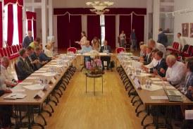 Kauno regiono plėtros tarybos posėdis Birštono Kurhauze (Fotoakimirkos)