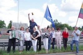 Baltijos keliui -30 (Fotoreportažas)
