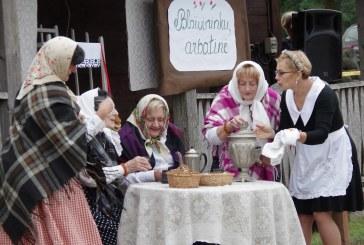 Matiešionyse pagerbtas kalbininkas Jonas Kazlauskas ir lietuvių kalba (Fotoreportažas)