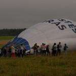 pusia oro baliona