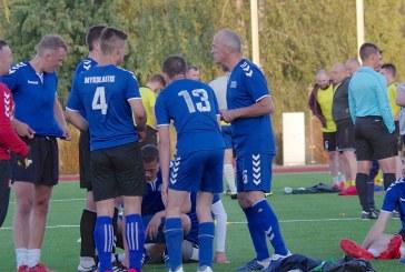 """Likus 3 turams iki čempionato pabaigos """"Pozityvūs"""" futbolininkai užsitikrino nugalėtojų vardus"""