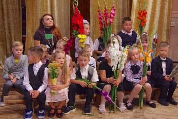 Mokslo ir žinių šventė Skriaudžių pagrindinėje mokykloje (Fotoreportažas)