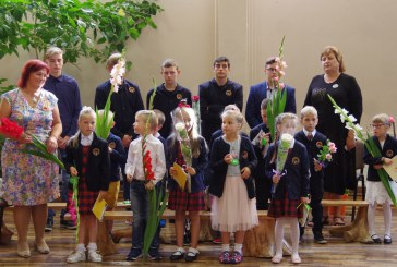 Mokslo ir žinių šventė Balbieriškio pagrindinėje mokykloje (Fotoreportažas)