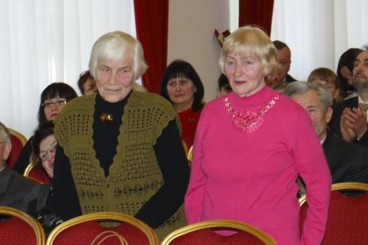 Seserys  mokslinėje regioninėje istorikų konferencijoje Birštono kurhauze