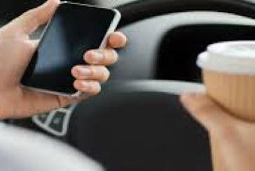 Pranešimas spaudai: Pašalinė veikla vairuojant pavojinga visiems eismo dalyviams