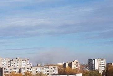Alytaus ekologinė nelaimė juntama ir už šio miesto bei rajono ribų (papildyta oro užterštumo tyrimo rezultatais)