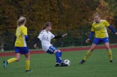 """Moterų futbolas. Draugiškos rungtynės """"Prienai"""" – """"Utenis"""" (Fotoreportažas)"""